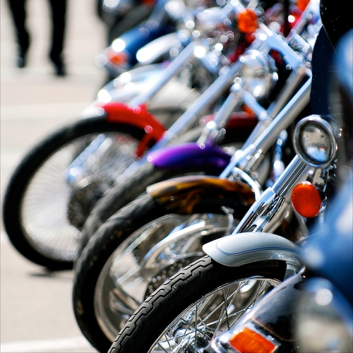 Preparing for the Sturgis Motorcycle Rally