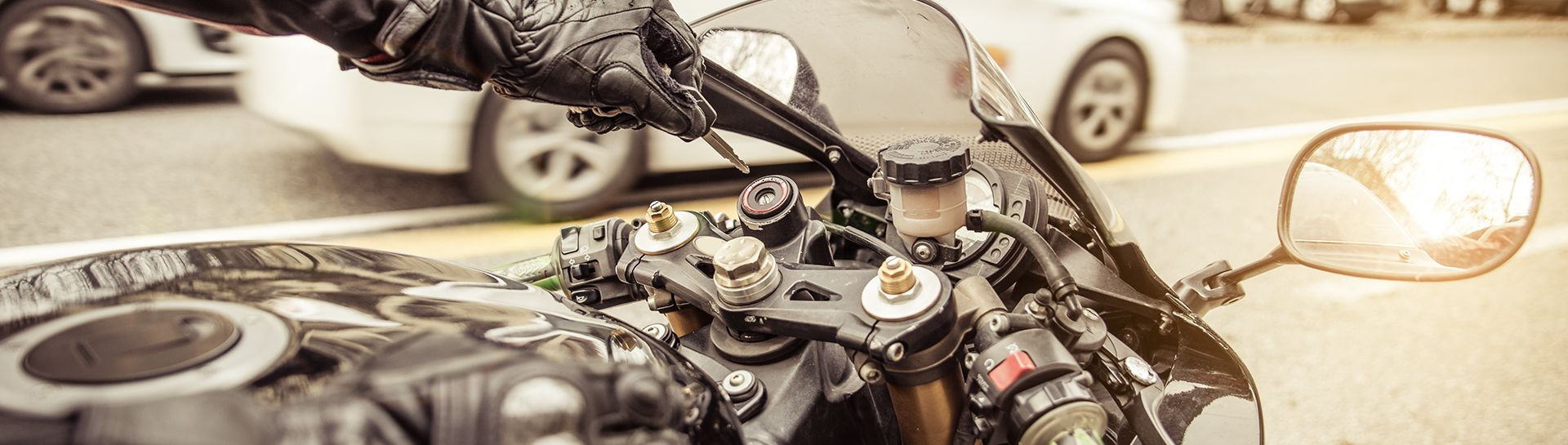 Motorcycle Crash Lawyer | Protect Yourself from Severe Injuries